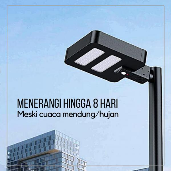 IBOX Series Lampu Tenaga Surya