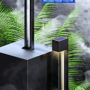 lampu landscape tenaga surya